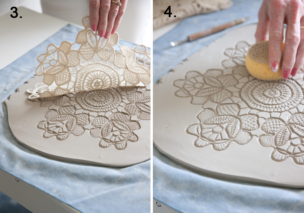 Rescheduled tba thanksgiving clay appetizer plates 95 for How to make ceramic painting