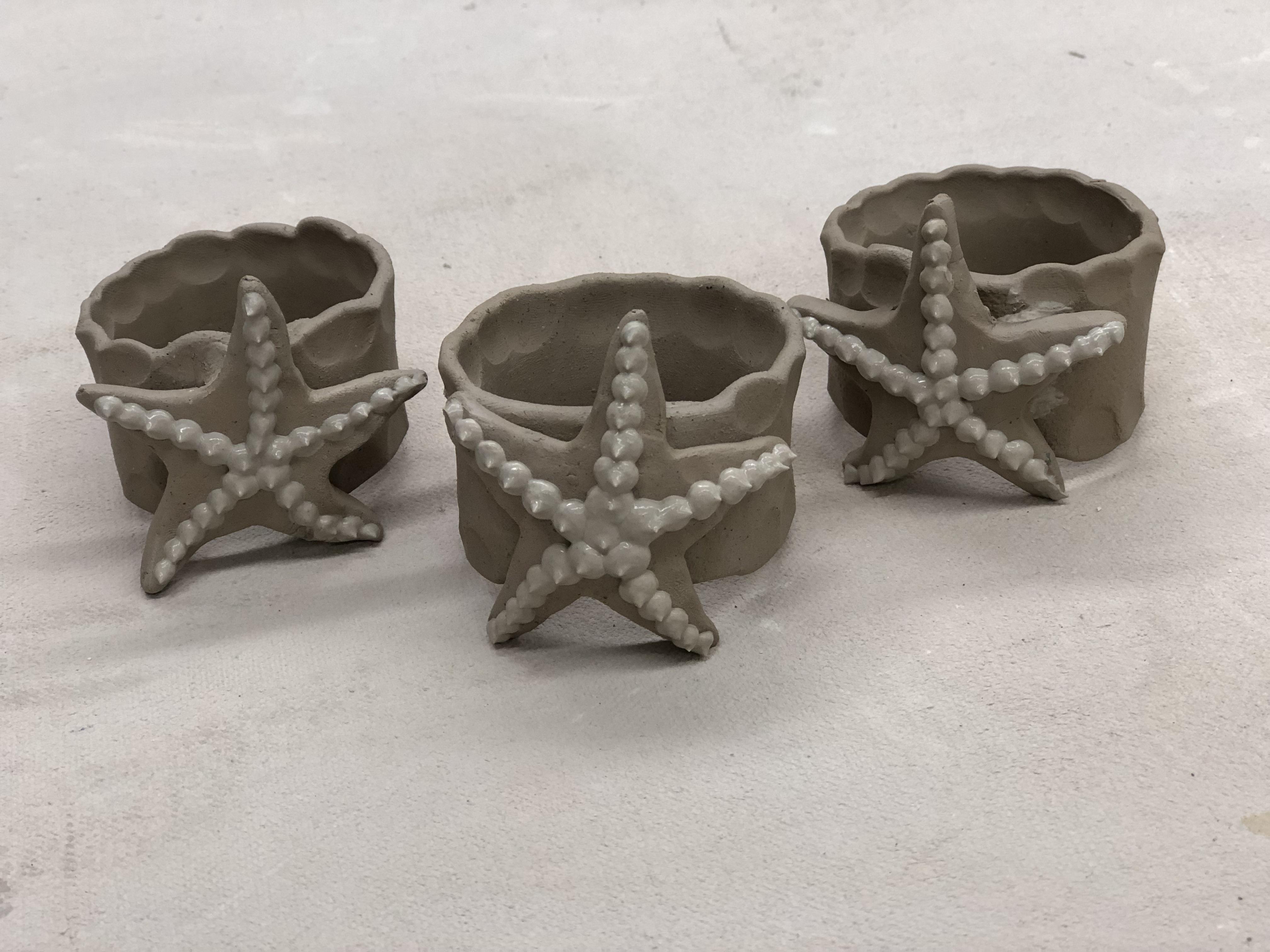 Ceramic Napkin Rings 6 30 8 30p 50 Artsea Living