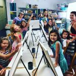 Art classes for all ages!