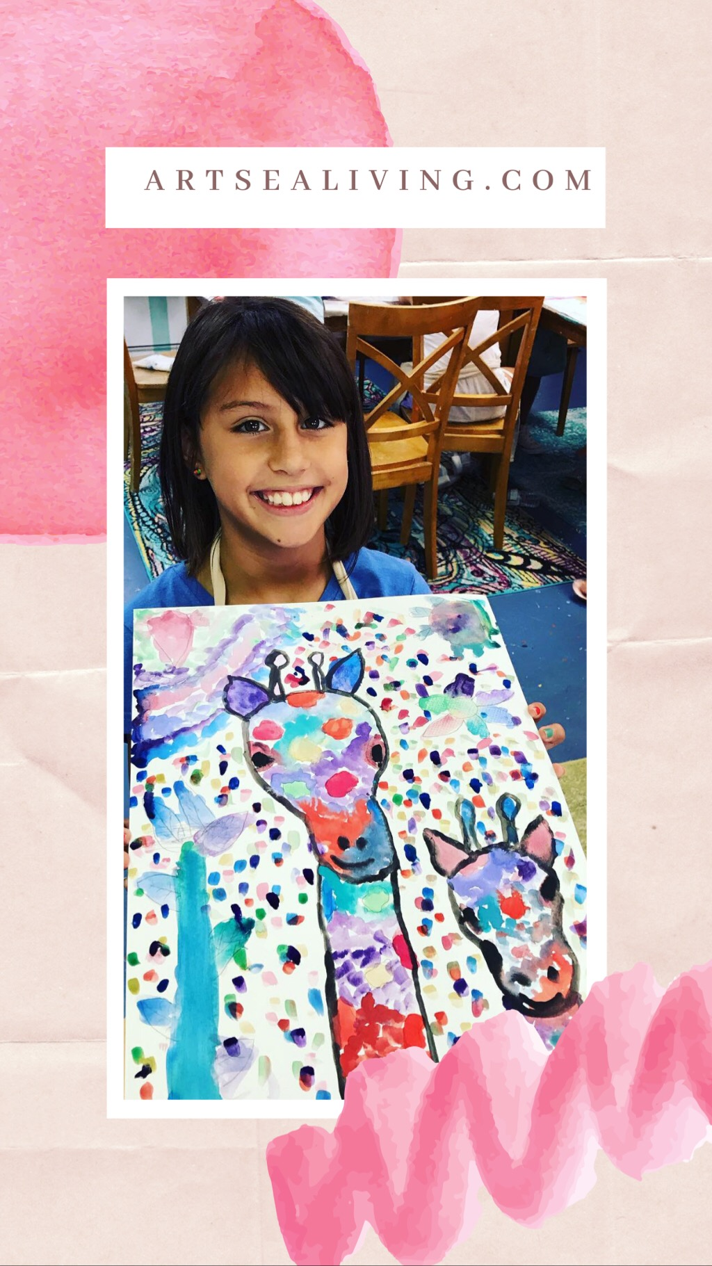 How Can After School Art Classes Help Your Child's Development?
