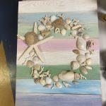 Seashell art in many designs!